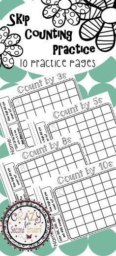 Free Skip Counting Resource For Counting Within 1000 Math