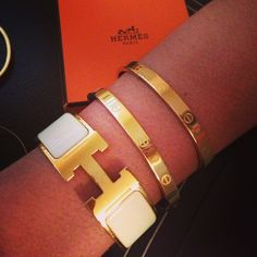 acf46c1f12c8 94 Best Shopping - Jewelry - Hermes images   Jewelery, Bracelets ...