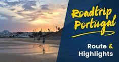 Du suchst eine Route und ein paar Inspirationen für deinen Roadtrip durch Portugal? Wir sind von der Algarve bis in den Norden gefahren und zeigen dir unsere HIghlights.