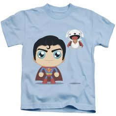 Superman: Cute Superman Juvy T-Shirt