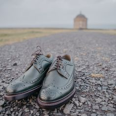 Robinson Andrew Jackson in olive green. The latest arrival to our Presidential Collection. #robinsonsshoes #irishbrogues New Shoes, Boat Shoes, Andrew Jackson, Shoe Horn, Shoe Tree, Goodyear Welt, Oxblood, Exclusive Collection, Types Of Shoes