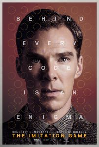 The Imitation Game: The story of Alan Turing, British mathematician, cryptanalyst credited for cracking Nazi Germany's Enigma code and helping the Allies win WW II. #Film #Documentary #WWII