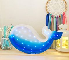 """Wooden lamp """"whale"""" Wooden Lamp, Whale, Outdoor Decor, Home Decor, Homemade Home Decor, Whales, Wood Lamps, Interior Design, Home Interiors"""