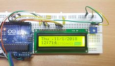 Arduino Real Time Clock DS1307 Tutorial Image 2