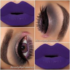 NYX Liquid Suede Cream Lipstick in Amethyst