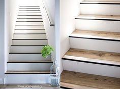 Im zweiten Teil der Flur-OG-Renovierung geht es heute um unsere Treppe. Wir (also eigentlich mein Mann) haben uns damals beim Hausbau f...
