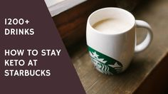 Do you hate when you run out of coffee? It is not a pleasant situation for any coffee drinkers… Luckily, I have Starbucks that is extremely close to me. When I run out of coffee which happens often, I just do a quick jog to my nearest Starbucks and order a keto friendly beverage. Wait,...Read More