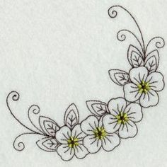 Embroidery Patterns With Instructions unlike Embroidery Jackets via Machine Embroidery Vintage Truck Designs Hand Embroidery Patterns Free, New Embroidery Designs, Embroidery Sampler, Embroidery Transfers, Vintage Embroidery, Floral Embroidery, Embroidery Stitches, Indian Embroidery, Vintage Modern