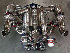 twin turbo & twin super charged