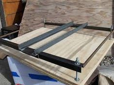 Image result for plunge router sled