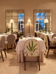 The Greenhouse at The Cellars-Hohenort. Constantia (CPT) restaurants with pictures map and menus with prices.