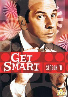Get Smart (1965-1970) - Don Adams, Barbara Feldon, Edward Platt