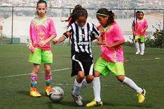 Las niñas y el fútbol