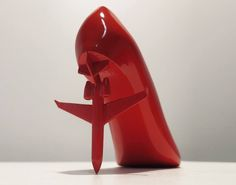 2dcd92362f7f Jetsetter Jessica - 12 Shoes for 12 Lovers is a creative collection of  sculptural footwear by New York-based the Chilean designer Sebastian  Errazuriz that ...