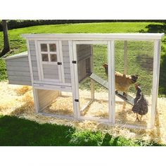 Find the Precision Pet Hen House Chicken Coop by Precision Pet at Mills Fleet Farm.  Mills has low prices and great selection on all Portable Chicken Coops.