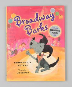 Take a look at this Broadway Barks Hardcover by Random House on #zulily today!