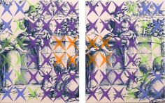 Vincenzo Marsiglia è un autore poliedrico: parte dall'unitarietà stilistica di un simbolo grafico semplice, quasi primitivo, che viene declinato per mezzo di tecniche sempre diverse, divenendo quasi un pretesto iconico per sperimentare il circostante e tutte le sue possibilità.