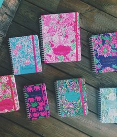 Lilly Pulitzer Agendas cannot wait for mine to come