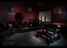 Side Room at Lair de Sade - North Hollywood, California www.lairdesade.com