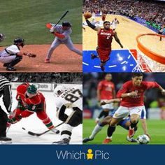 If you could be a #professional #athlete which #sport would u play