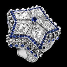 Dream on.................................................................... White gold Diamond Ring - Piaget Luxury Jewelry Online