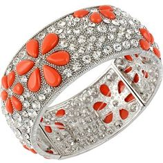 Coral is such a beautiful color, especially for spring!