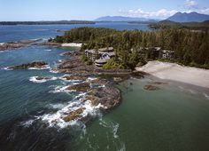 the wickaninnish inn (tofino, BC, canada)