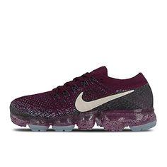 quality design d5286 18b50 Nike Vapormax Bordeaux Purple Womens 899472602 US Women Size 85    Click  image for more