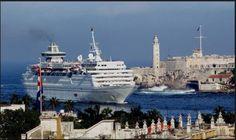 Ya opera en Cuba la primera línea importante de Cruceros