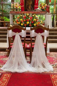 dekoracja weselna kościoł - Szukaj w Google