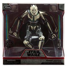 General Grievous Elite Series Die Cast Action Figure - 7 1/4'' - Star Wars