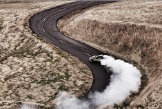 Drift King Ryan Tuerck Drifts The 'Ultimate Dream Road.' Hit the pic to watch the incredible video!