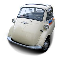 Electric Isetta - Lithium Storage - Empowering the world with Lithium