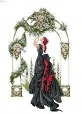 Mirabilia Rose of Sharon Conversion black and red
