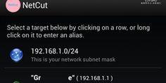 تحميل برنامج نت كت للاندرويد مجانا NetCut 2016 For Android