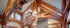 Home   Custom Timber Frame Homes