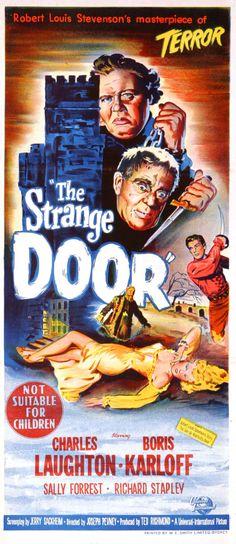 The Strange Door 1951 Film | The Strange Door (1951, USA)