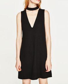 Image 5 of CHOKER DRESS from Zara