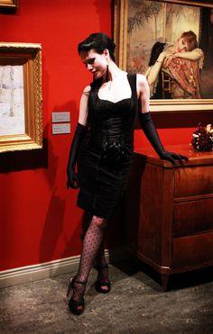 Through the Looking Glass: burlesque