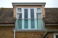 ideas for our dorma window Loft Room, Bedroom Loft, Dormer Loft Conversion, Juliette Balcony, Loft Interior Design, Dormer Windows, Attic Renovation, Home Improvement, Shed