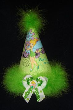 Tinkerbell party hat