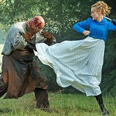 Movies: Pride and Prejudice and Zombies: EW review