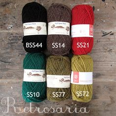 Jamieson & Smith Shetland Aran – Retrosaria