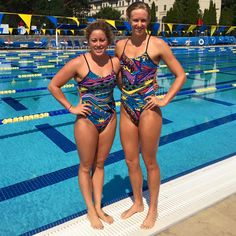 #TeamTYR twinning at practice this morning!