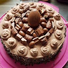 Überraschungsei Torte 14