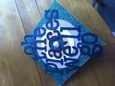 Graduation cap!! I am absolutely doing this!
