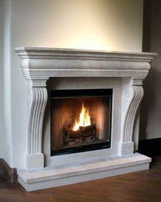 Fireplace Mantle  designthespace.com