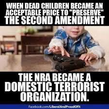 They were already a terrorist organization, it's just becoming more obvious now.