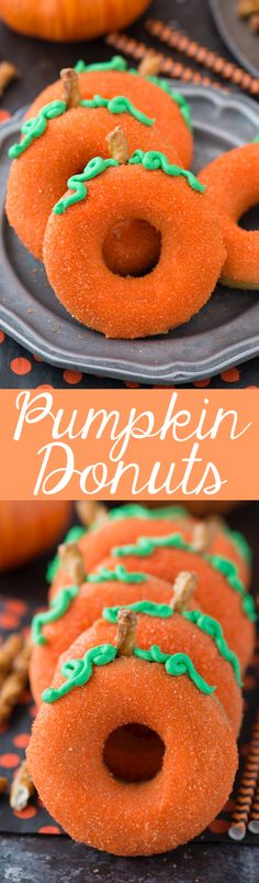 Simple, baked pumpki