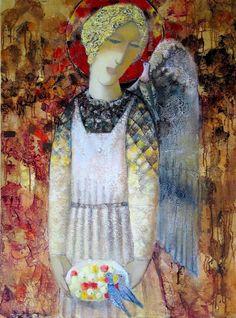 Русский художник Анатолий Тимошкин - Anatoly Timoshkin